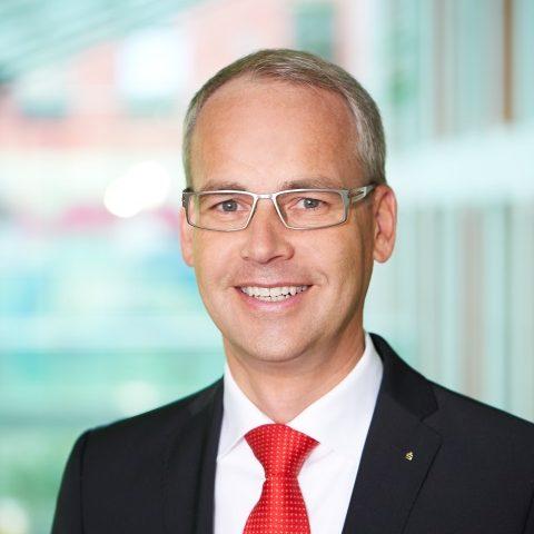 Uwe Marohn, stellvertretender Vorstandsvorsitzender, Sparkasse Fulda