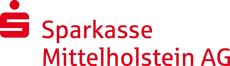 Logo der Sparkasse Mittelholstein AG