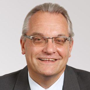 Ludger Kreyerhoff, Vorstandsvorsitzender der Sparkasse Gladbeck