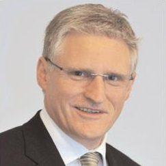 Dieter Zimmermann, Vorstandsvorsitzender der Kreissparkasse Ahrweiler
